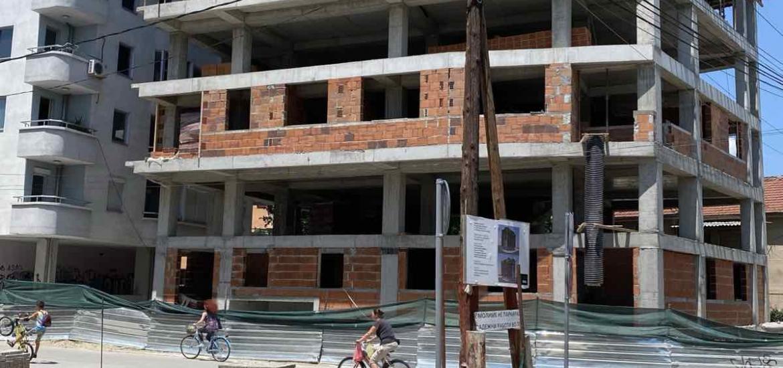 станови во изградба